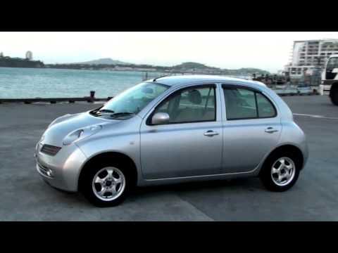 Nissan March 2003, 90K, 1.24L, Auto