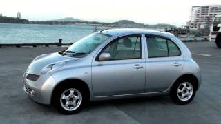 Nissan March 2003, 90K, , Auto