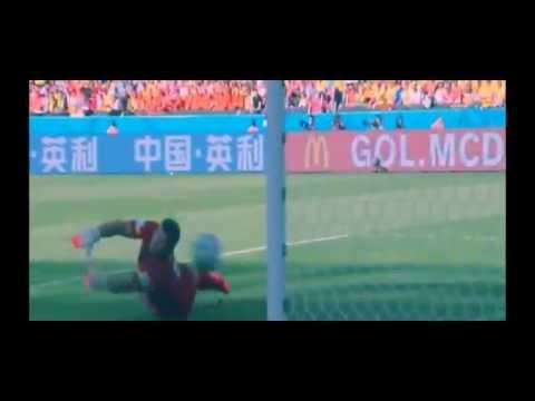 Australia vs Netherlands 2-3 All Goals & Higlights(Brazil 2014) 18 06 14 HD