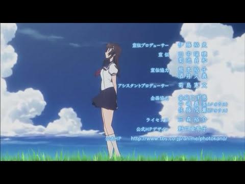 » Photokano フォトカノ ED / Ending 「Smile F」 - Utakano♪