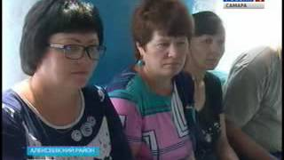 Активная жизненная позиция отличает ветеранов труда села Герасимовка
