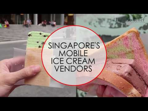 Singapore's Iconic Ice Cream