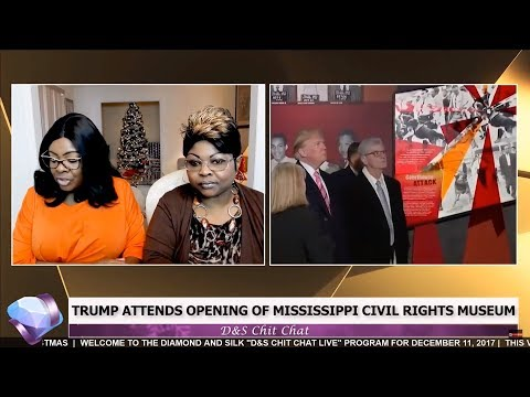 "Diamond and Silk's ""D&S Chit Chat Live"" 