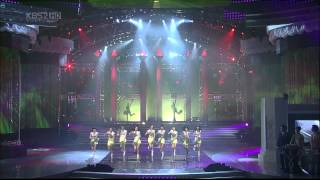 [2007-12-30] 소녀시대 Song Festival - Hey Mickey