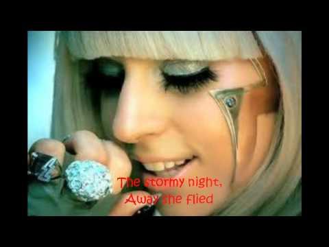 Lady Gaga- Paradise (LETRA)