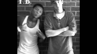 YB & skitzo - where my thugs at