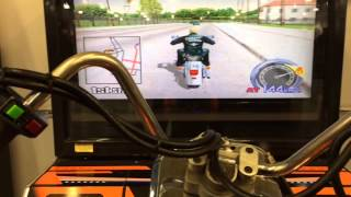 Riding A Harley In LA Video Game