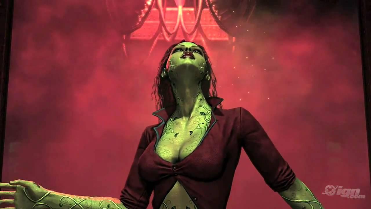 Batman: Arkham Asylum Teaser Trailer - Video Game Trailers ...