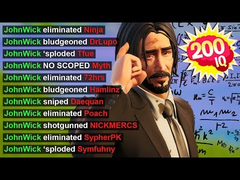 Best Fortnite '200 IQ' PLAYS and PREDICTIONS! #4