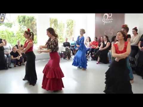 Clases de flamenco - Feria de Sevilla 2017 v.2