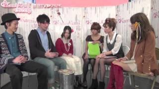 Recorded on 12/01/03 ゲストモデル:榎本真奈実。スタイリスト:NATURA...