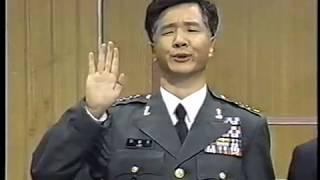 코미디 모의국회 청문회. 김병조, 최병서.국군 기강확립
