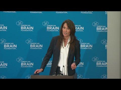Robin Williams' Widow Keynotes Brain Research Fundraiser