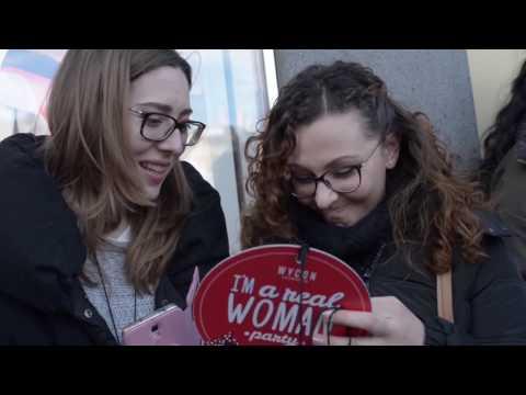 I'm a Real Woman Event - Napoli Piazza Dante