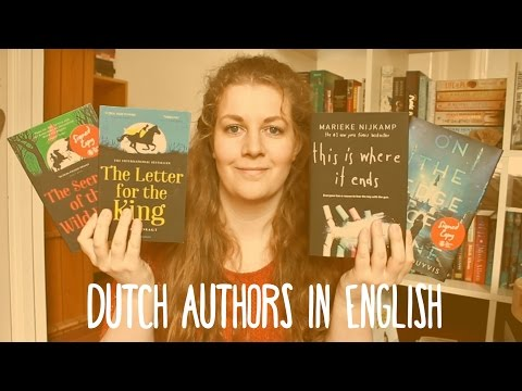 DUTCH AUTHORS IN ENGLISH | Readathon of Kings