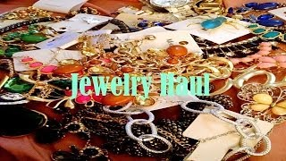 Accessories jewelry shopping haul