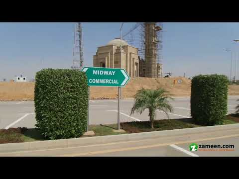 675 Sq. Ft.  COMMERCIAL OFFICE FOR SALE IN FRONT OF BAHRIA HEAD OFFICE BAHRIA TOWN KARACHI