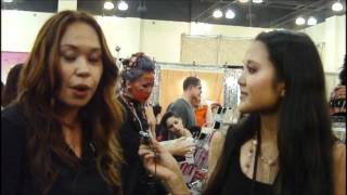 NYX Cosmetics IMATS LA 2011 Exclusive Coverage Thumbnail