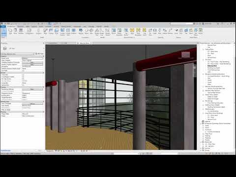 Revit 2019  New Architectural Features