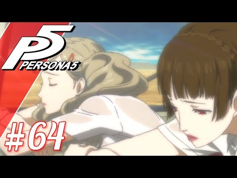 Alone In The Desert 7/25  Let's Play Persona 5 Blind Part 64  Persona 5 Gameplay