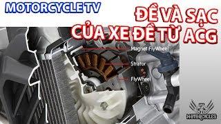 Video 127: Đề Và Sạc Của Xe Đề Từ ACG | MotorcyclesTV