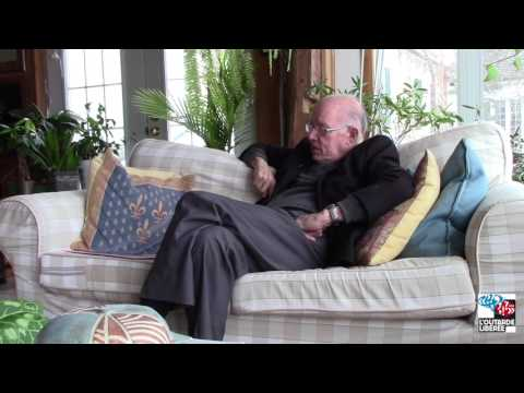 Conversation avec Bernard Landry, ancien premier ministre du Québec