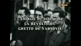La revolte du gheto de varsovie (l