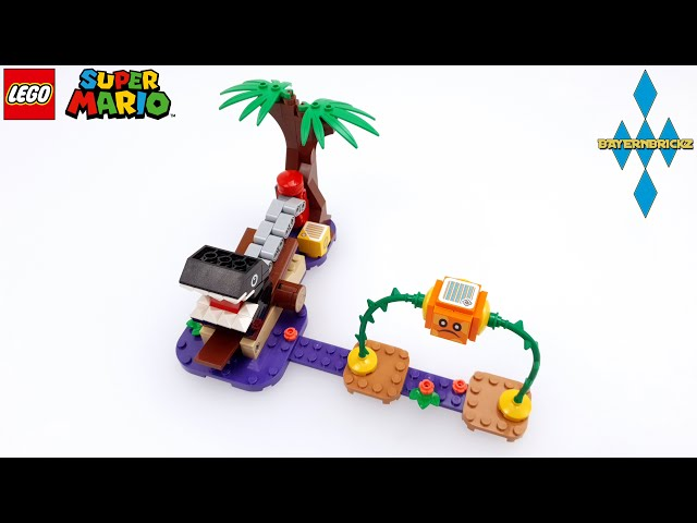 Lego Super Mario - 71381 Chain Chomp Encounter / Begegnung mit Kettenhund + Gameplay + How to fix