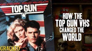 How The Top Gun VHS Changed The World thumbnail