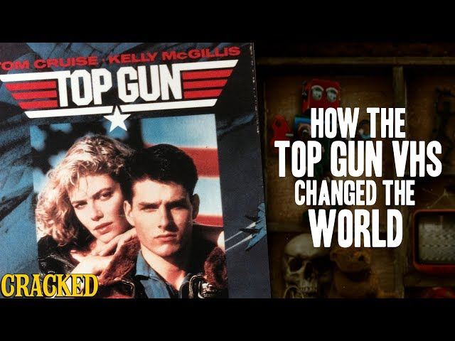 How The Top Gun VHS Changed The World