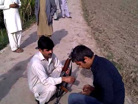 firing in gujranwala