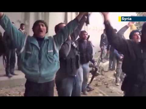 Spanish journalists kidnapped in Syria