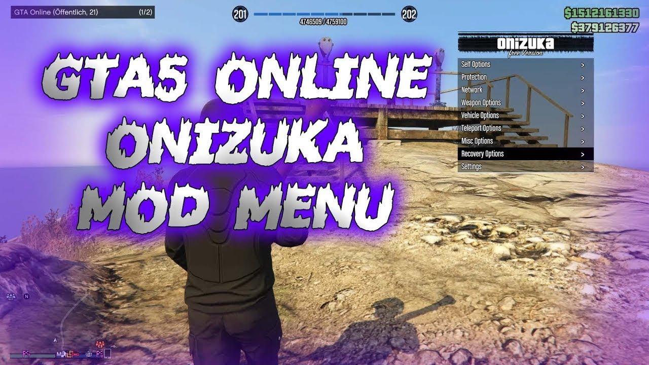 Gta v pc online 1. 44 d3sk1ng menu 1. 0 | full recovery + free.