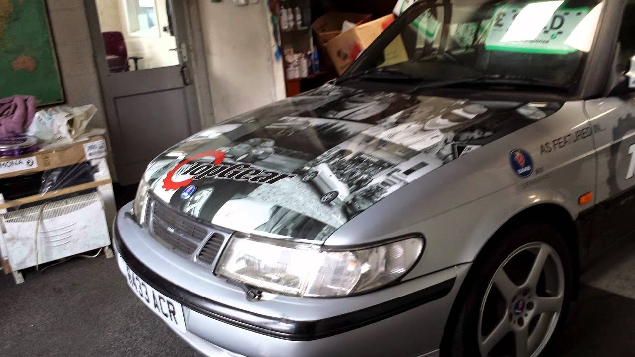 Top Gear Worst Car In The History World Saab