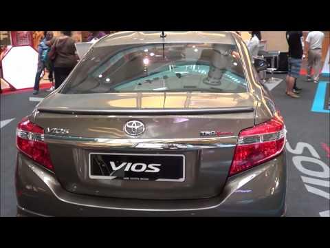 Toyota Vios 1.5 TRD Sportivo 2015 Short Take