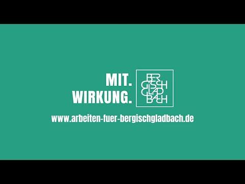 Arbeiten bei der Stadt Bergisch Gladbach – ein Imagefilm MIT.WIRKUNG
