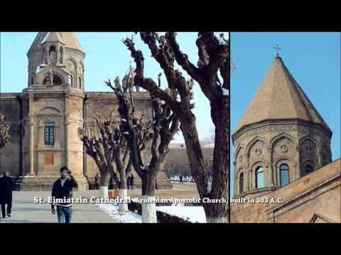 Winter tours in Armenia