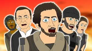 Repeat youtube video ♪ ADVANCED WARFARE THE MUSICAL - Animated Music Video Parody
