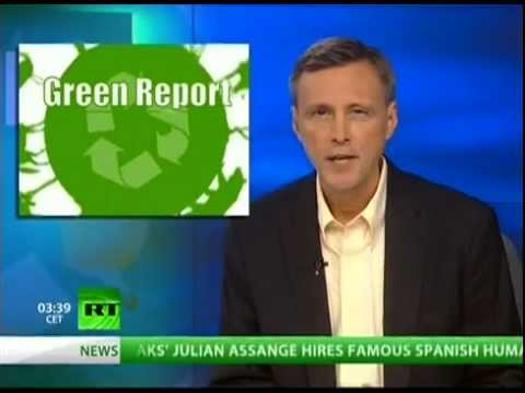 Green Report - Frightening News - Greenland's Ice Sheet