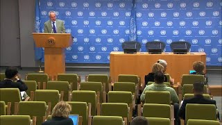 Tribute to Kofi Annan & other topics - Daily Briefing (22 August 2018)