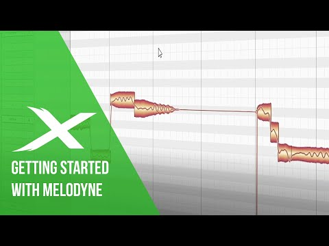 Mixcraft University | Getting Started With Melodyne