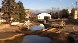 Hurricane Sandy Damage - Lavallette, Ortley Beach, and Pelican Island