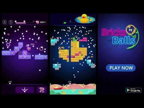 Bricks VS. Balls :색다른 두뇌 휴식 게임 홍보영상 :: 게볼루션
