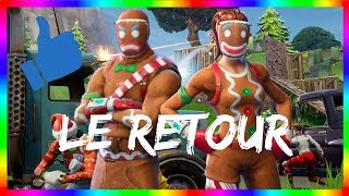 "THE SKIN ""EPIC SOLDATE"" IS OF RETOUR ON FORTNITE! (Christmas OG Skin)"