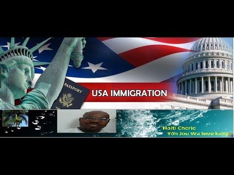 Immigration tout koze : detay sou income nan application # 2. US citizen passport process