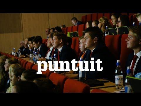 Pieter Zandt in actie | Business College