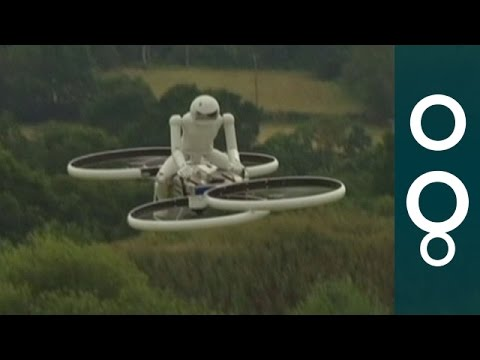 Malloy Hoverbike Is Flying! - Hi-Tech