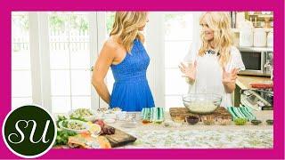 Healthy BBQ Sides | Low-Carb Lemony Cauliflower Rice Recipe