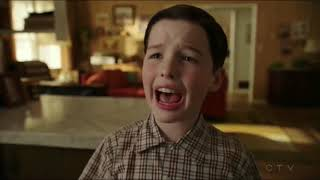 Young Sheldon compilation part 10| Best moments of young Sheldon.
