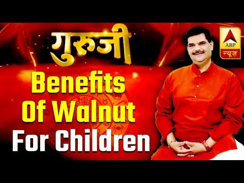 Parenting Tips: Benefits of walnut for children